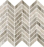 Blendwood Mosaico Chevron Ash Nt Rt 35x37